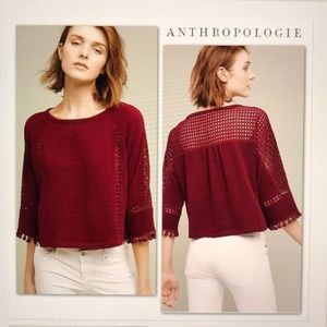 Anthro's Saturday Sunday Top